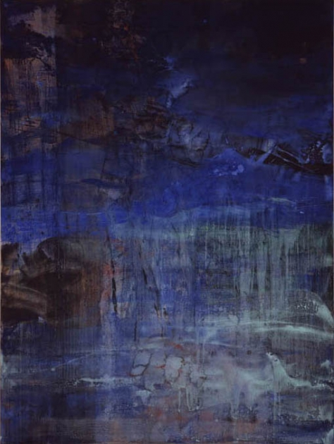 Between Two Waves of the Sea - Makoto Fujimura all rights reserved
