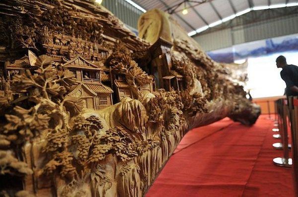 carved-log